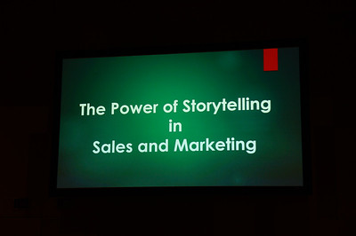 The Power of Storytelling in Sales and Marketing