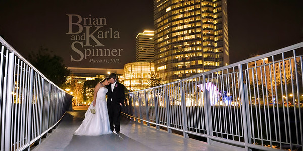 Spinner WeddingBook