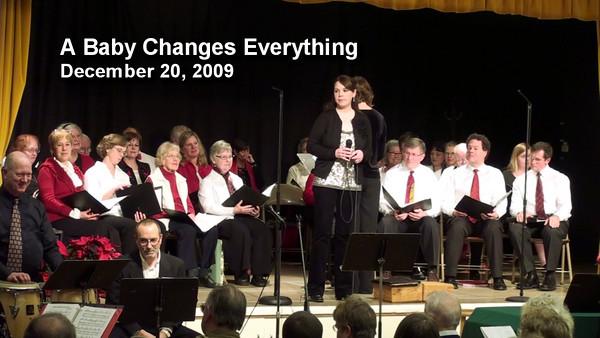 Christmas Concert - December 2009