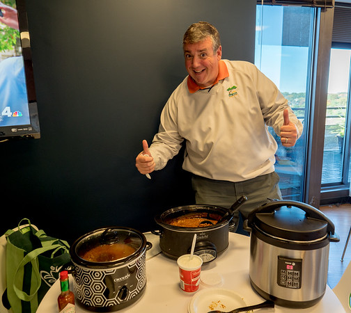 ATS - Chili Cook Off Day