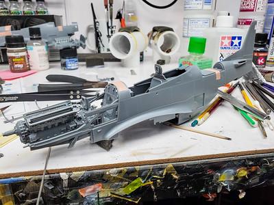 1/32 Tamiya P-51D-30 Mustang - RCAF