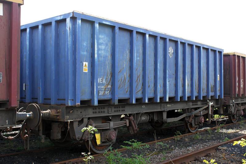 MEA 391115 Worksop Yard, 08/05/11.