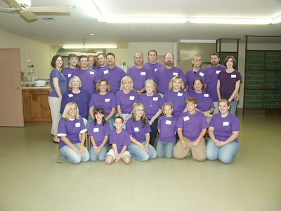 2004 October Kirkland Family Reunion