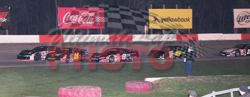 April 23rd, LaCrosse Speedway Races