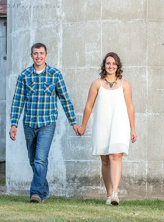 Madi and Tyler Engagement