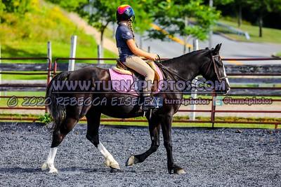 Walk/Trot Equitation 09/12/20