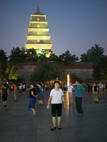 20140817_1953_2733 DaYanTa 大雁塔 Wild Goose Pagoda