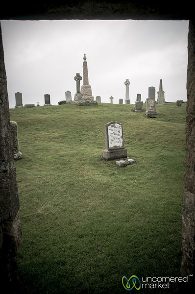 Kilmuir Cemetery - Isle of Skye, Scotland