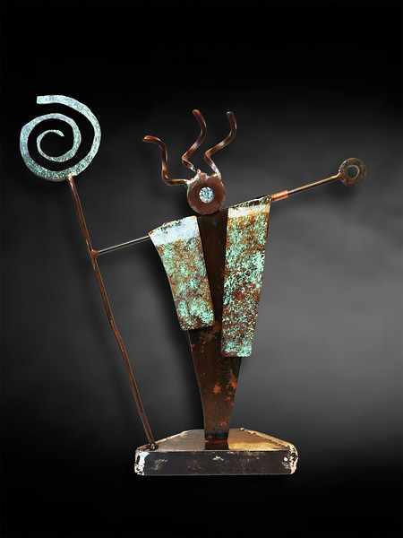 Spirit Shaman by Jeff Owen (SOLD)