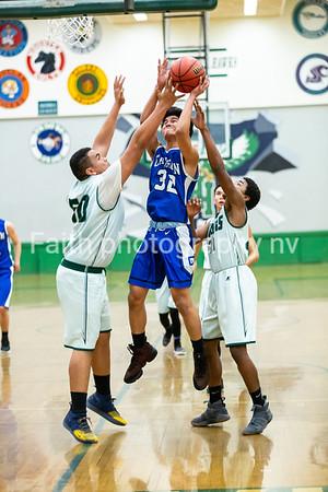 Junior Varsity Carson Boys Basketball