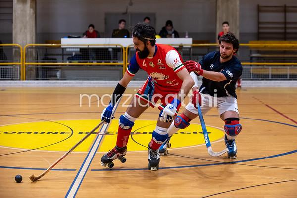 Serie B: Italplastics Correggio vs Cremona Hockey (campionato)