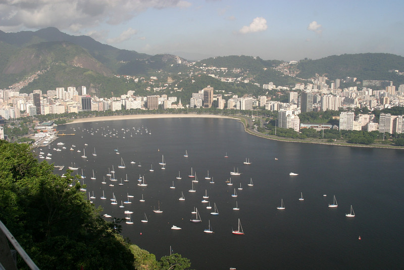 Sugar Loaf mountain, Guanabara Bay