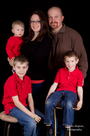 Alison & Josh Family Pictures 112815