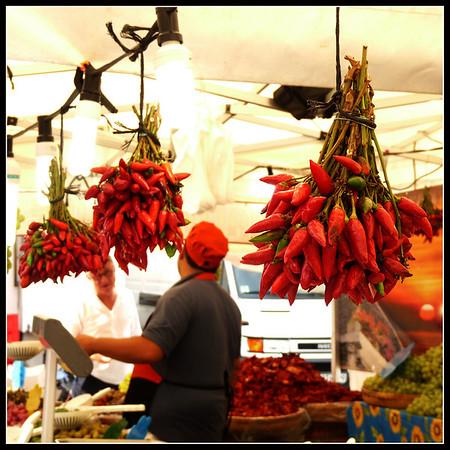 Cervia: Il mercato