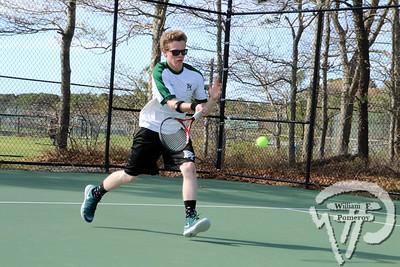 Boys' Tennis vs Nauset 🎾 2018