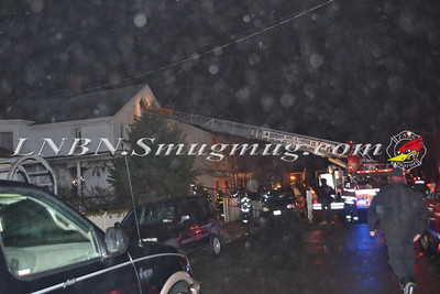 Hempstead F.D. House  Fire 124 Grove St 1-17-12