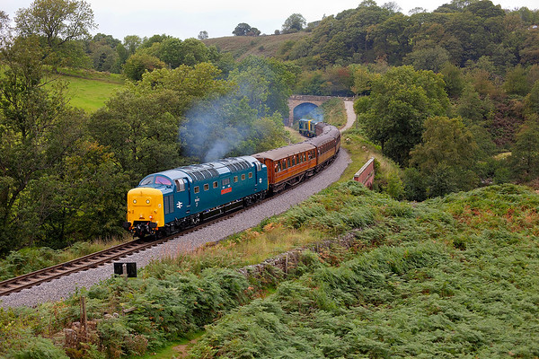 North Yorkshire Moors Diesel Gala September 2011