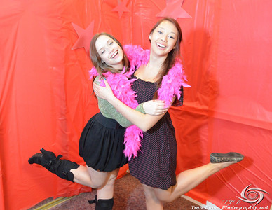 2012 Banquet Photo Booth