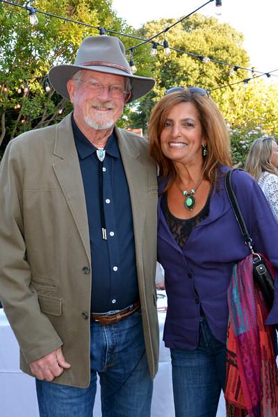 Joel and Sahar Barlett