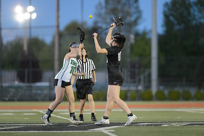 Tigard High School Girls Varsity Lacrosse vs LaSalle