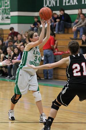 2012-Feb-3 JV Girls vs Ballinger
