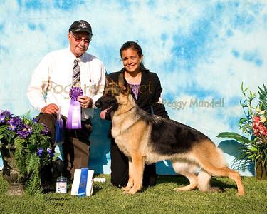San Bernardino-Riverside German Shepherd Dog Club - June 9, 2012