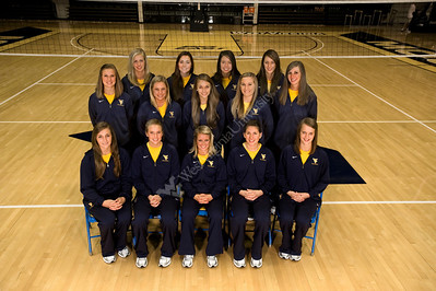 26230 2009 Volleyball Team Photos