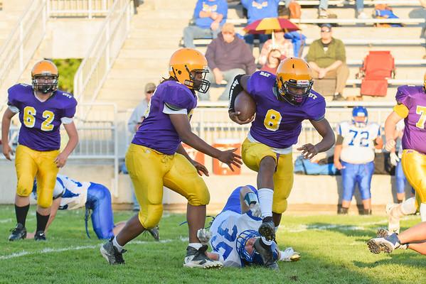 BCC Freshmen v. Midland 10-9-19