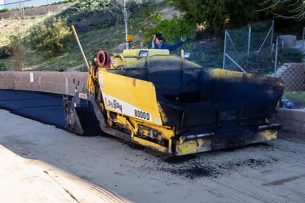 20200205 - Pave Rear Fire Lane
