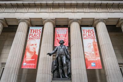 Federal Hall National Memorial 2017