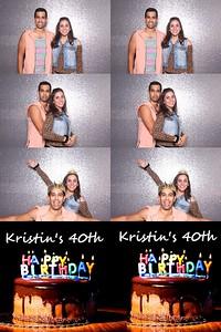 Kirsten's 40th