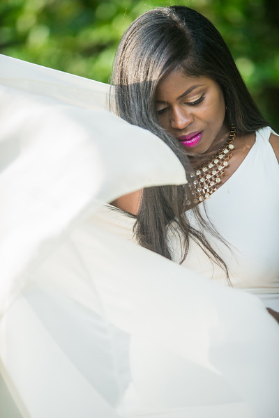 Nashon Richardson's Maternity Photos