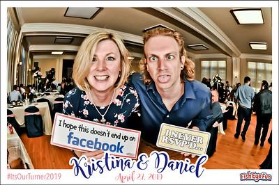 4/27/19 - Kristina & Dan