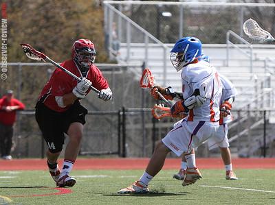 Penn Yan Lacrosse 4-27-13
