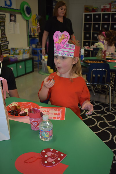 Lower School Valentine's Day Parties