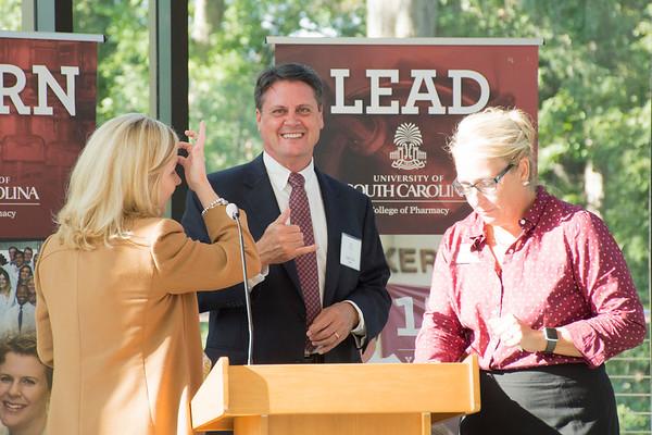 2017-09-27 - Meet the Dean: Greenville