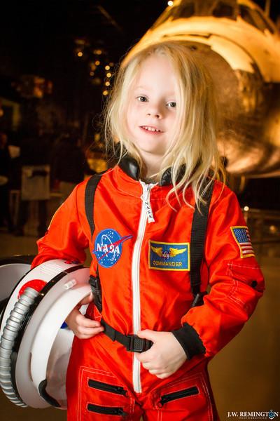 Aislinn the Astronaut