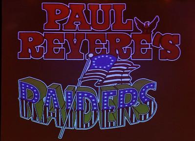 Paul Revere's Raiders     2015