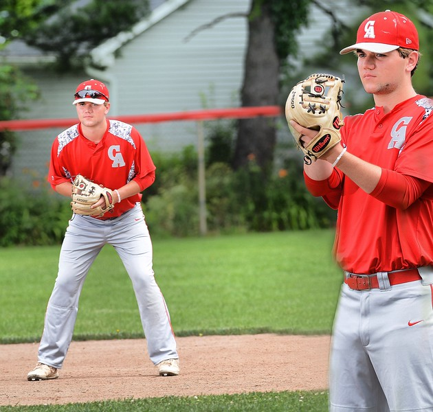 [Jack Haley/Messenger Post Media] Tanner Cooper of Canandaigua is the Daily Messenger''s Player of the Year in Baseball.