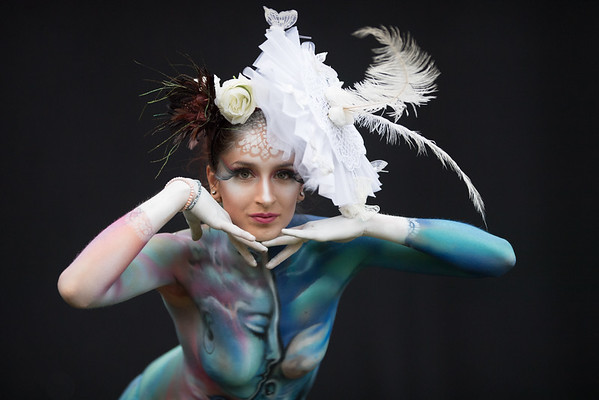 European Bodypainting Festival 2016 - Saturday