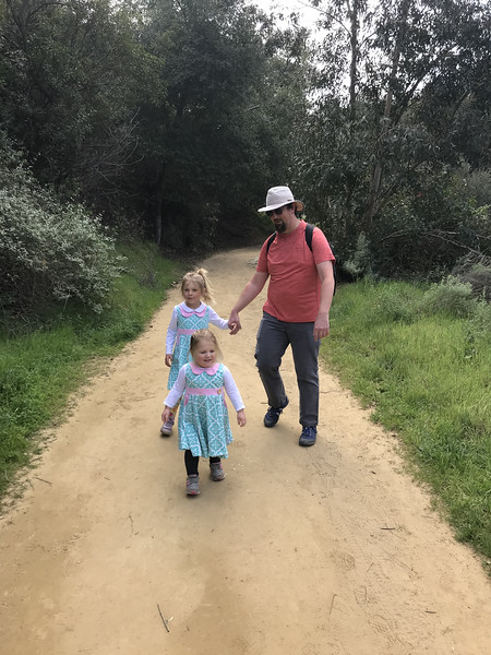 Hike 5: Franklin Canyon