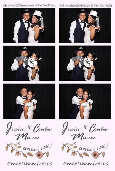 Jessica & Carlos Wedding 10-1-16