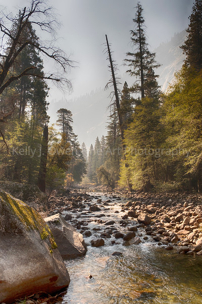 Fall Splendor of Yosemite