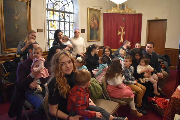 Blessing of Children Service 2019