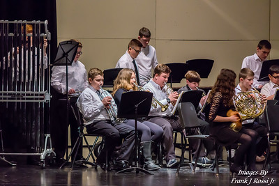 2-7-2019 Norwin 8th Grade Band