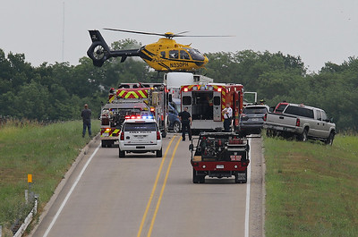 Anna TX. Head on collision. Outer Loop/ CR 419 6/4/18