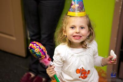 Emily's 4th Birthday Party
