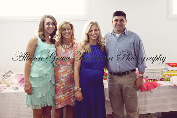 {Cleary Baby Shower}