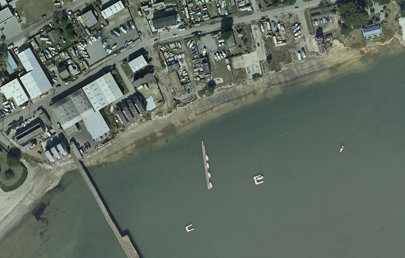 USGS - Aerial: October 2005