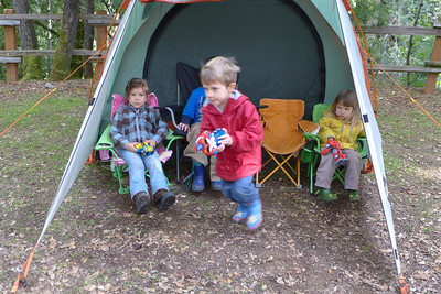 Camping - Uwes Canyon